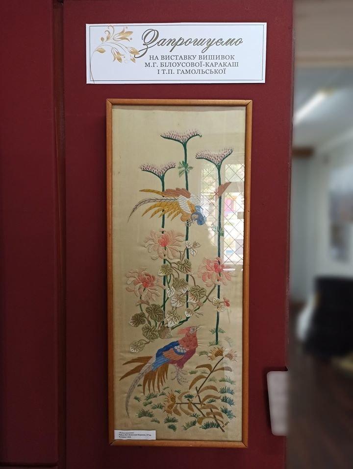 В музее Бердянска открылась выставка «Вышивка – гармония души», фото-14