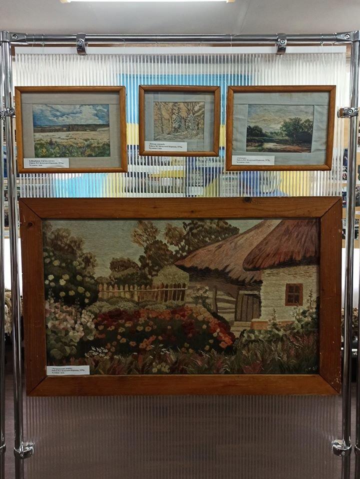 В музее Бердянска открылась выставка «Вышивка – гармония души», фото-2