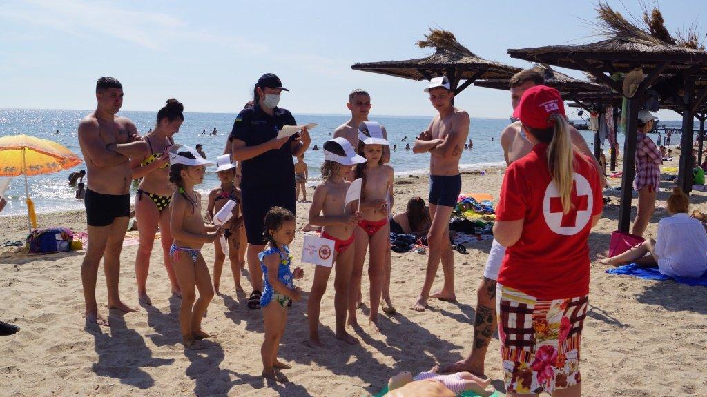 Отдыхающим Бердянска рассказали правила безопасности на воде , фото-2