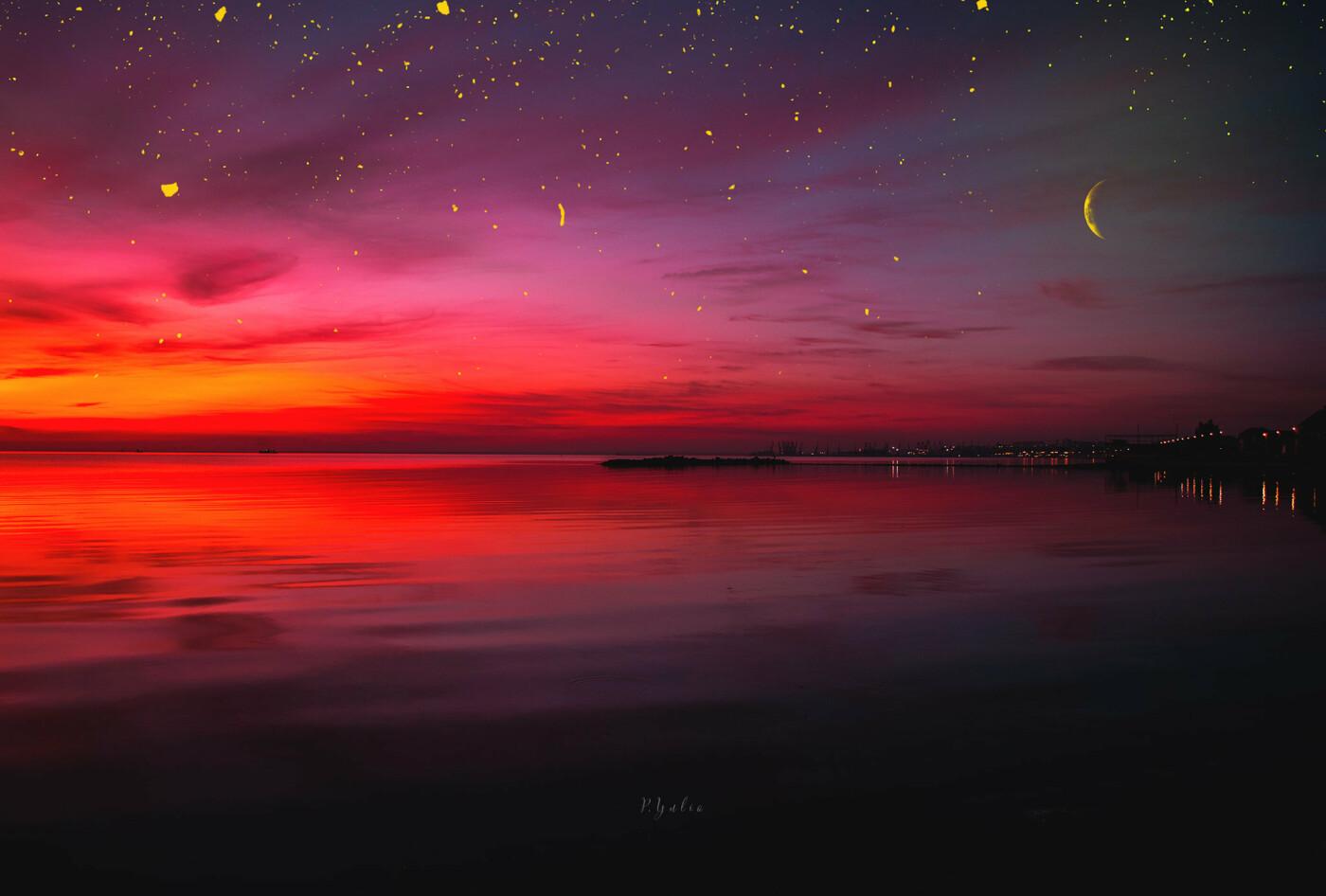 Мудрость от 06153: где красивые закаты, там лучший отдых - ВИДЕО, ФОТО, фото-8, Юлия Покас