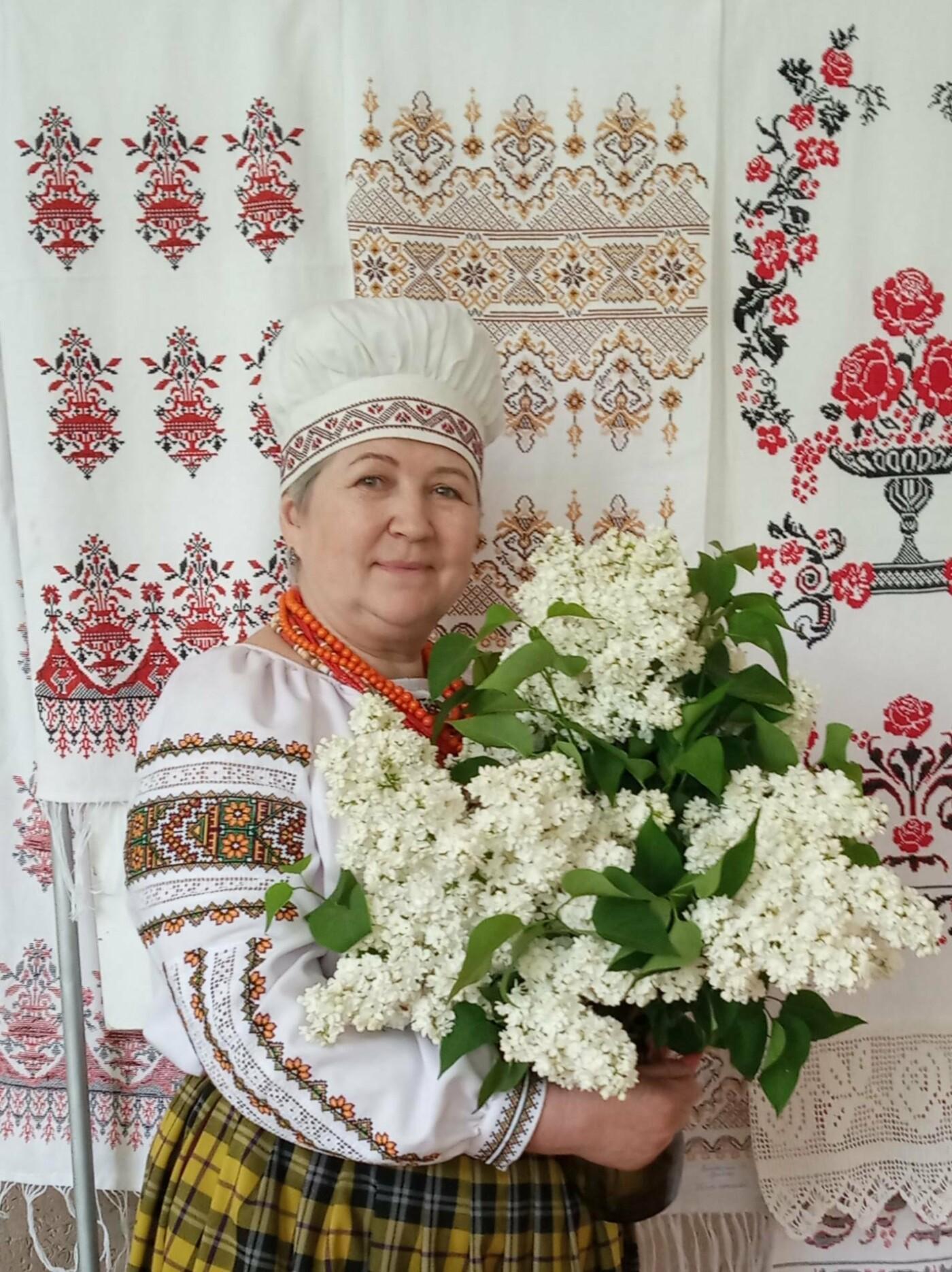 Бердянский музей Шмидта приглашает всех на выставку украинских женских платков, фото-10