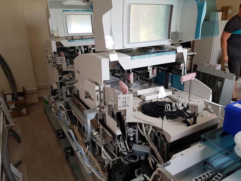 В Бердянском медицинском объединении заканчивается реконструкция терапевтического корпуса, фото-2
