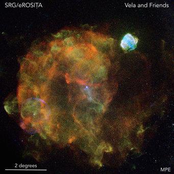 Астрономы представили подробную рентгеновскую карту неба, фото-2