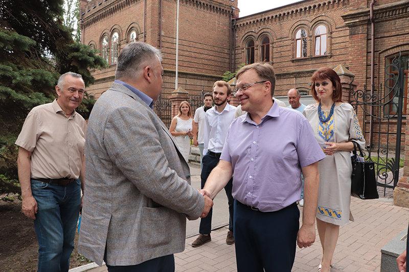 Глава Запорожской ОГА посетил Бердянск, фото-19