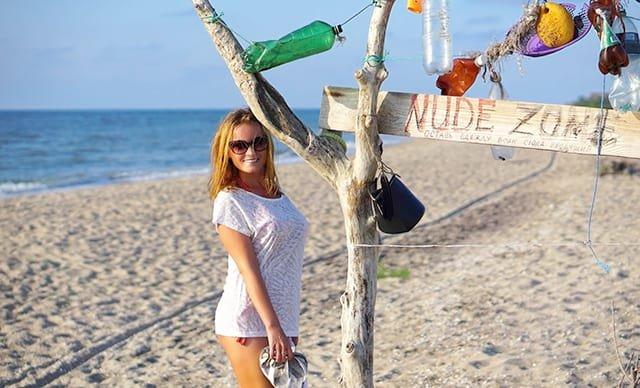 Медузы на нудистском пляже Бердянска: что важнее эстетика или безопасность?, фото-5