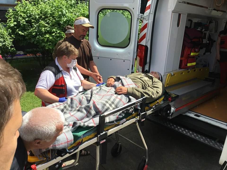 Один из «сарматовцев» потерял сознание на 23 день голодовки, фото-6