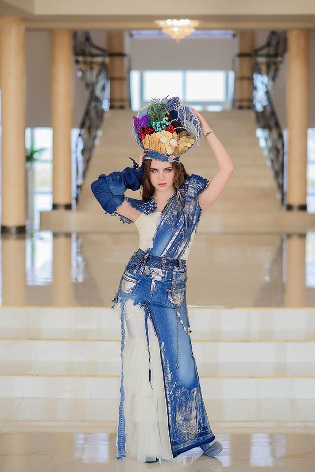 Юная бердянка Мирослава Руденко стала абсолютной победительницей международного конкурса, - ФОТО, ВИДЕО, фото-1