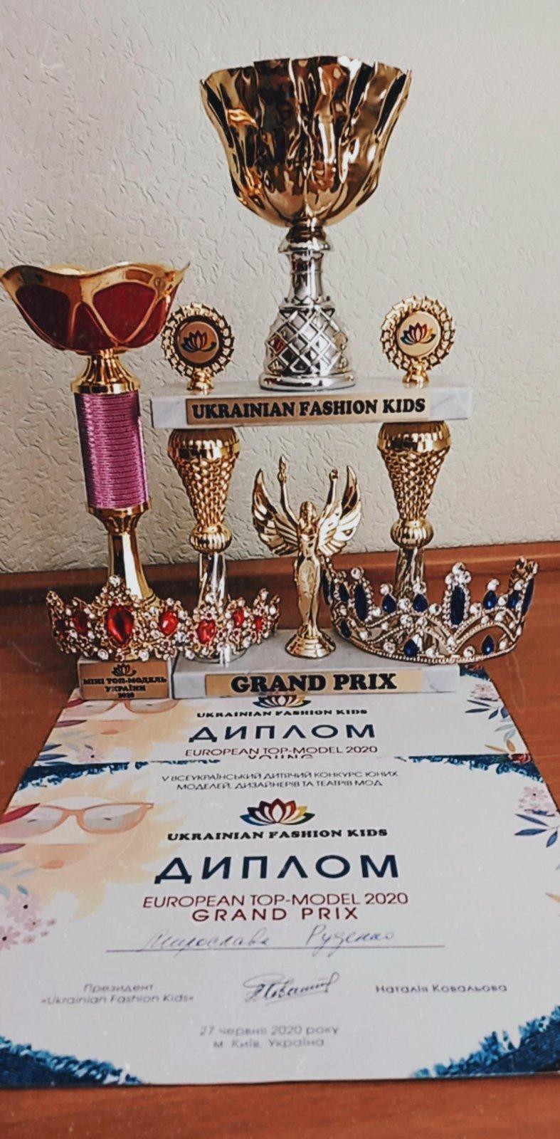 Юная бердянка Мирослава Руденко стала абсолютной победительницей международного конкурса, - ФОТО, ВИДЕО, фото-2