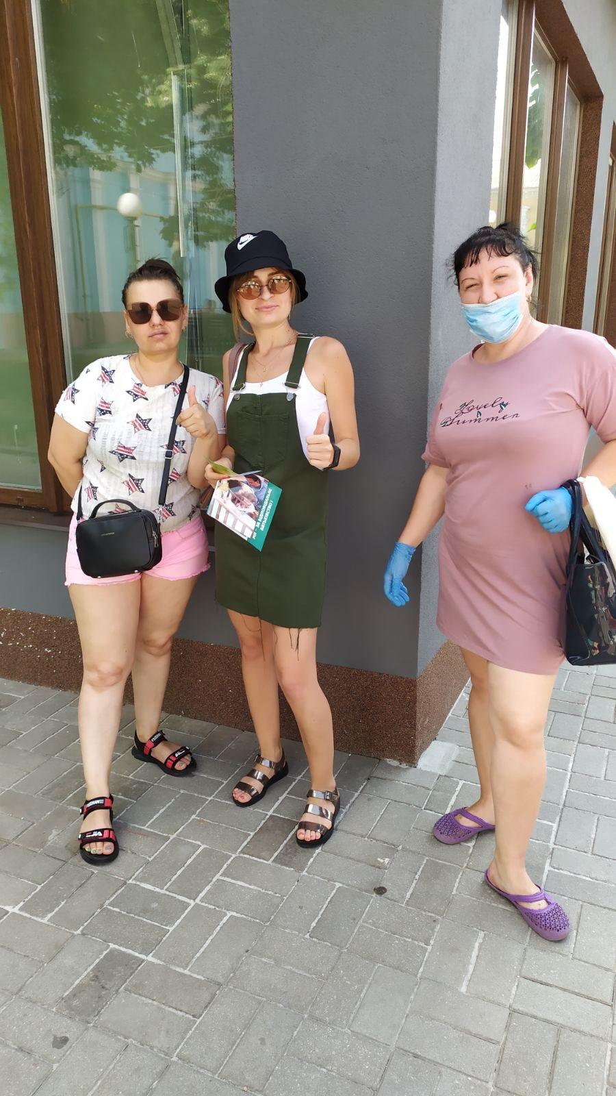 В Бердянске ко Дню семьи провели акцию, фото-4