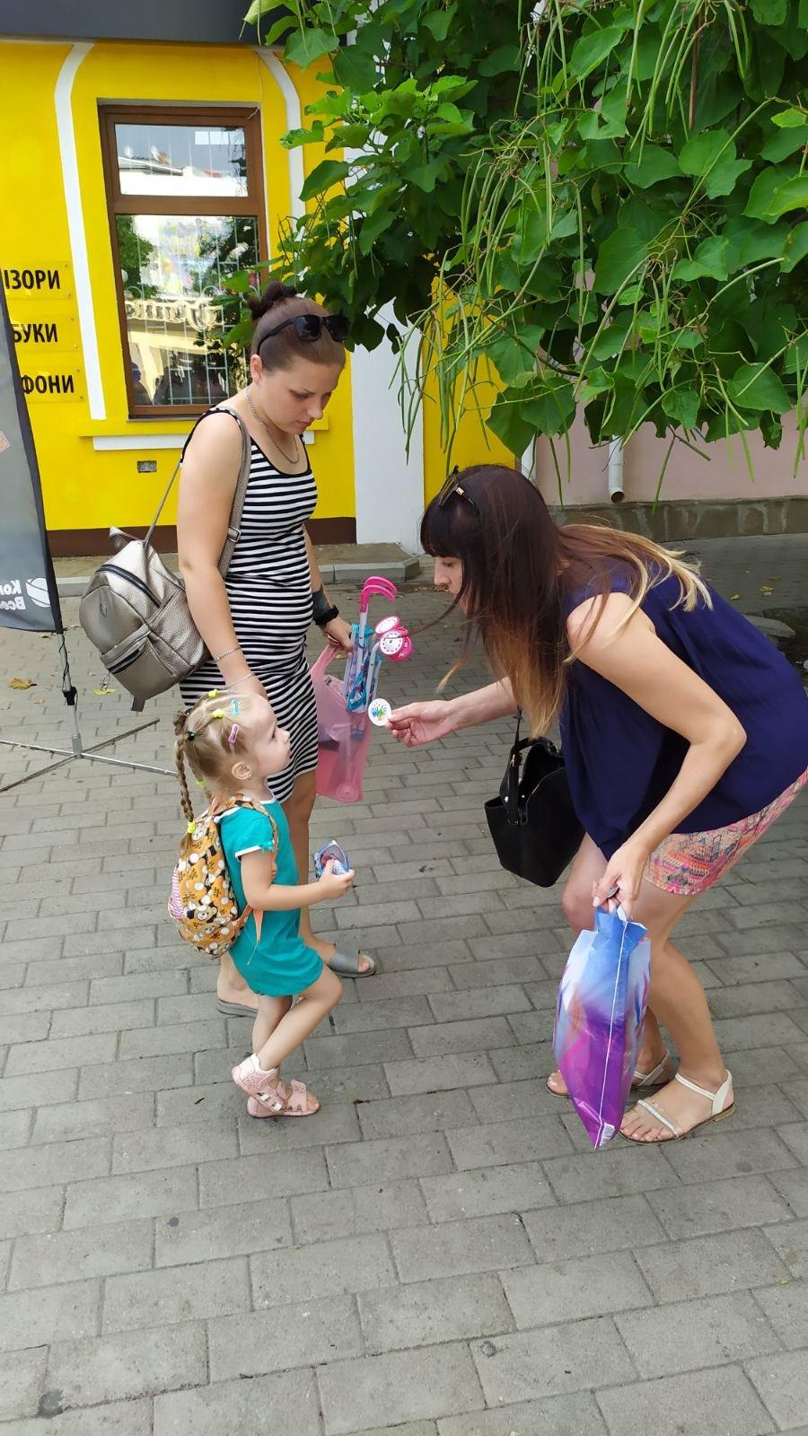 В Бердянске ко Дню семьи провели акцию, фото-2