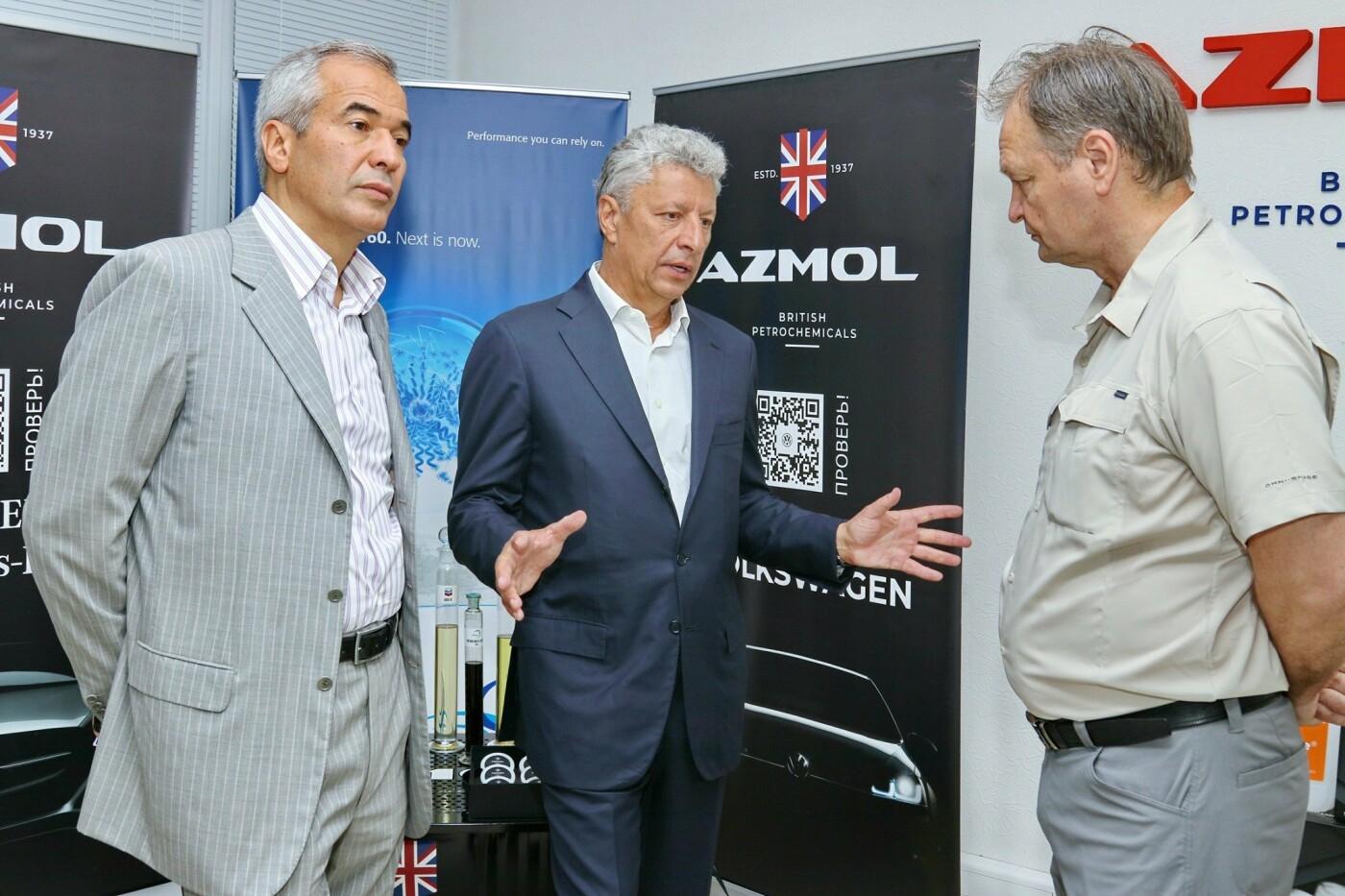Народные депутаты посетили Бердянское предприятие AZMOL-BP, фото-4