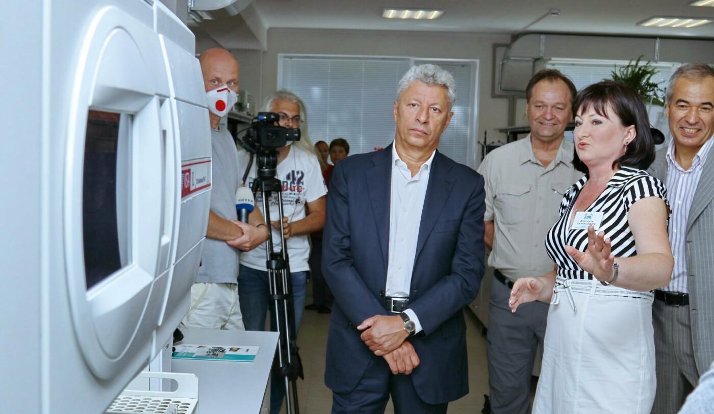 Народные депутаты посетили Бердянское предприятие AZMOL-BP, фото-3