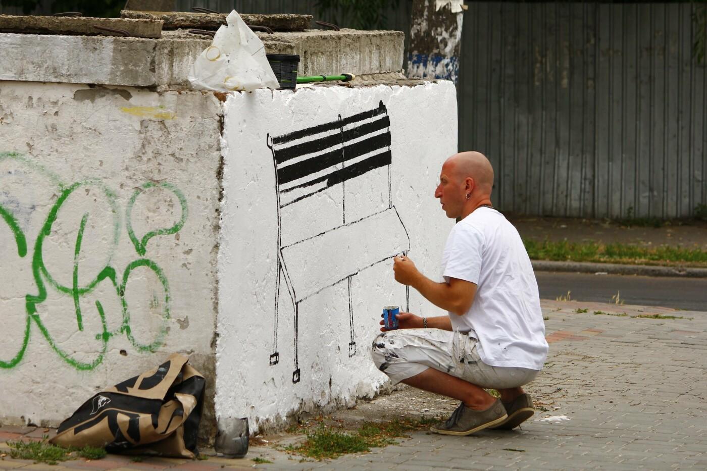 Подборка работ Гамлета Зиньковского в Бердянске, фото-8