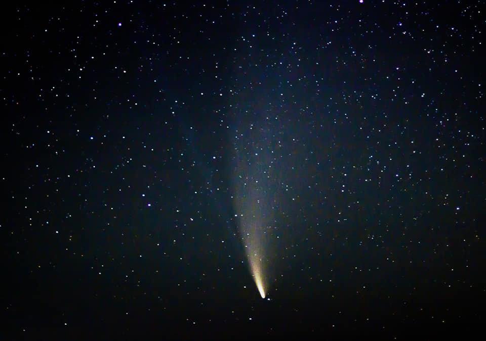 Бердянцы словили за хвост комету, фото-3