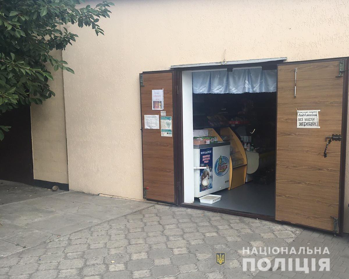 В Бердянске зафиксировали незаконную продажу алкоголя, фото-4