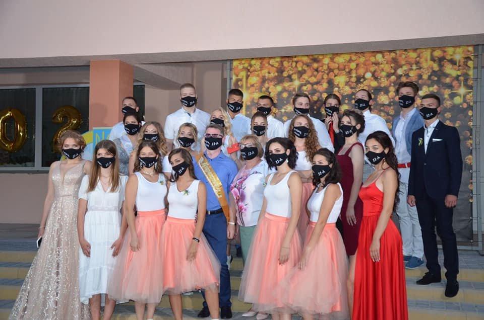 Бердянские школьники оригинально отпраздновали выпускной, фото-2