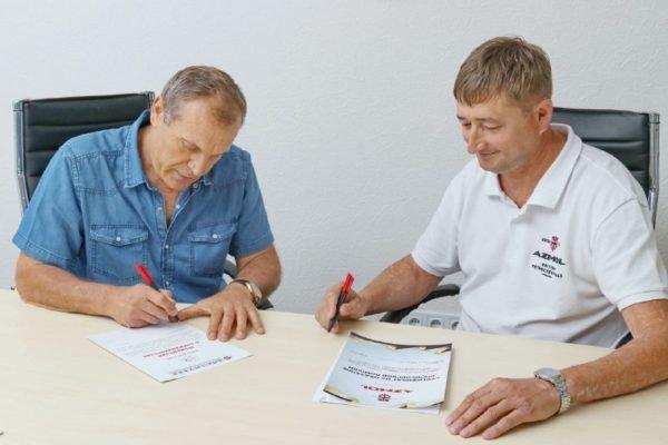 У двух бердянских спортивных клубов появился официальный спонсор, фото-2
