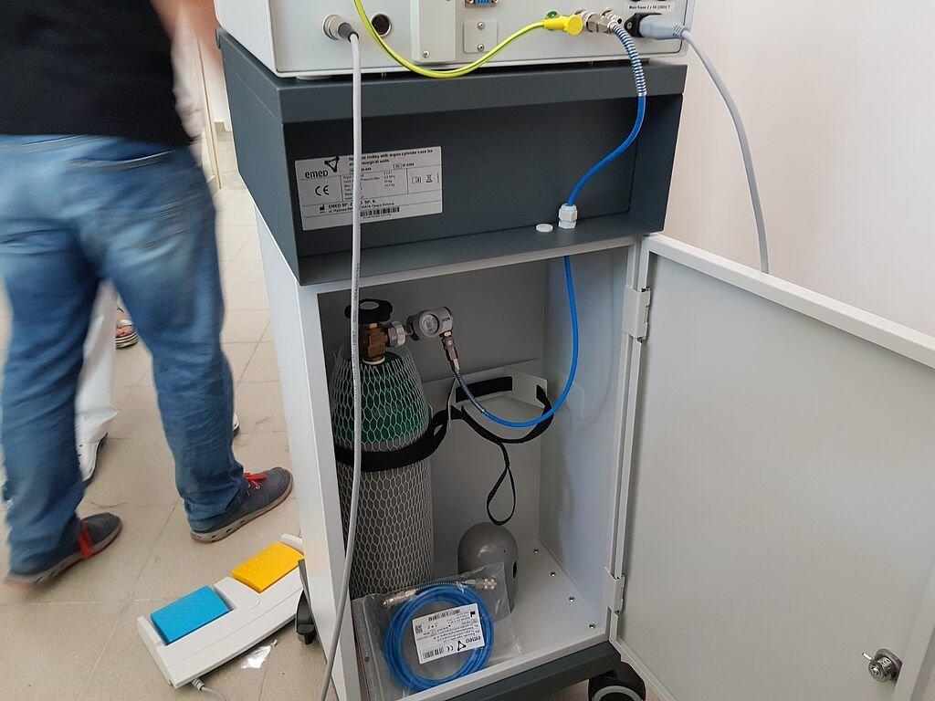 В БТМО установили современный видеогастроскоп, фото-2, БТМО