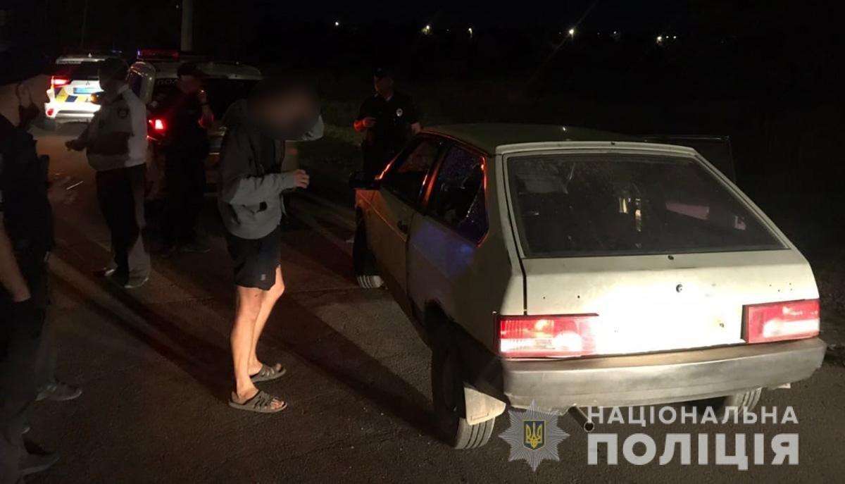 В Бердянске задержали угонщика автомобиля, фото-1