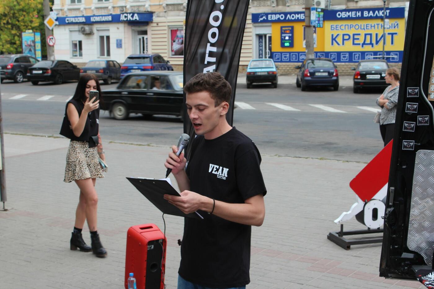 Более 100 топовых тату-мастеров съехались на фестиваль в Бердянск. Как это было?, - ФОТО, фото-2