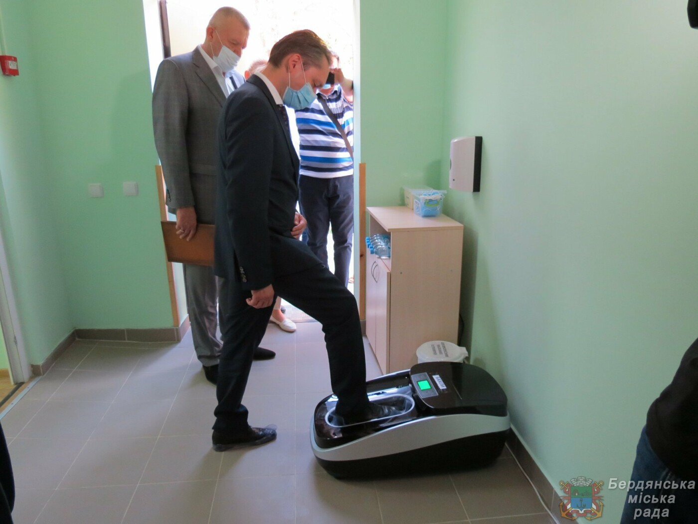 В Бердянске открыли Реабилитационное отделение , фото-7