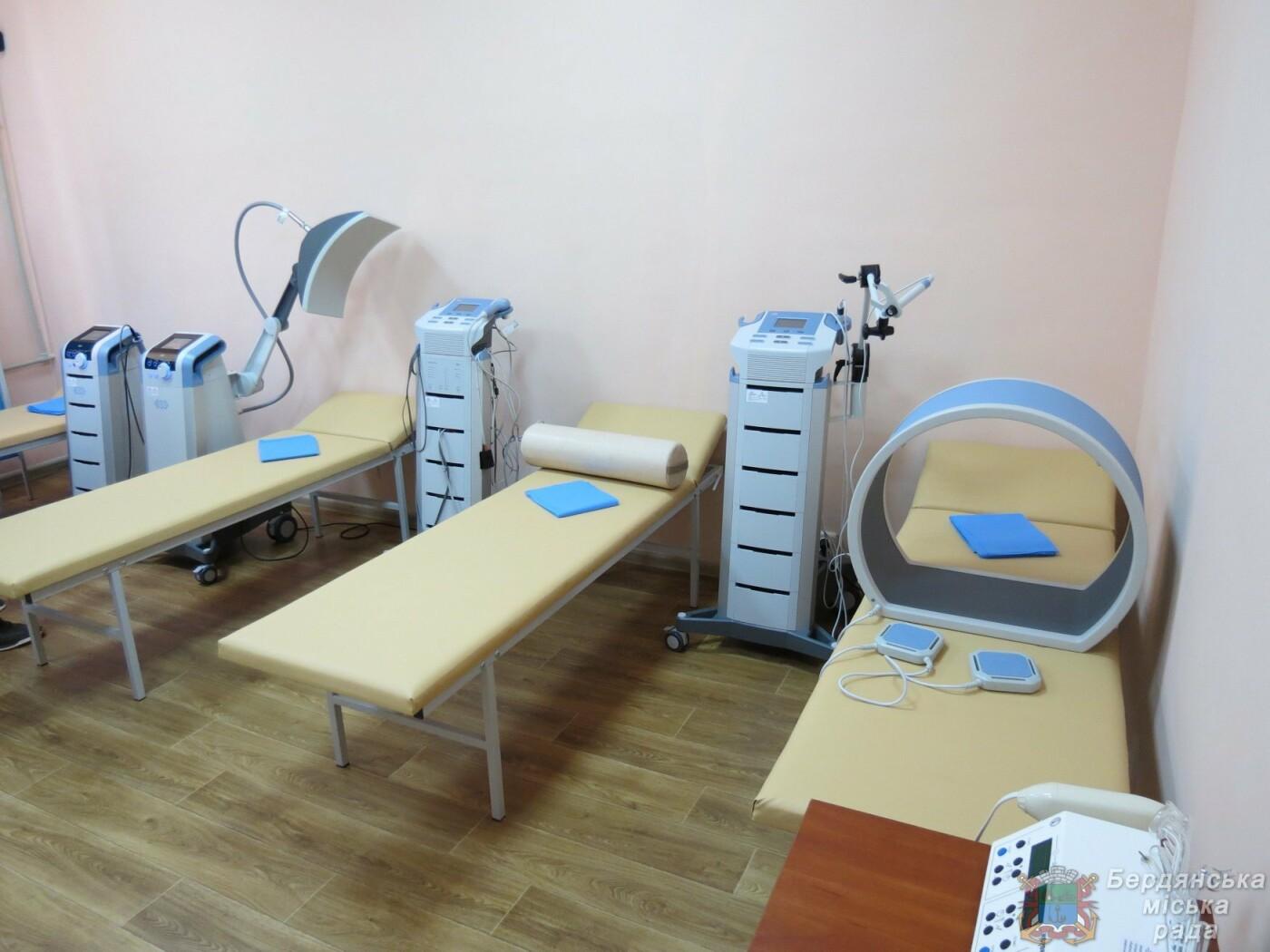 В Бердянске открыли Реабилитационное отделение , фото-8
