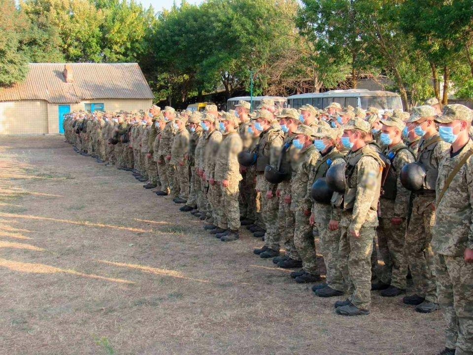Стратегические командно-штабные учения «Объединенные усилия 2020», фото-2