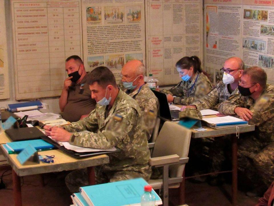 Стратегические командно-штабные учения «Объединенные усилия 2020», фото-3