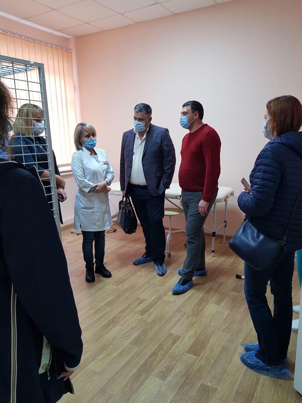 Бердянский центр реабилитации передает опыт коллегам из Энергодара, фото-1