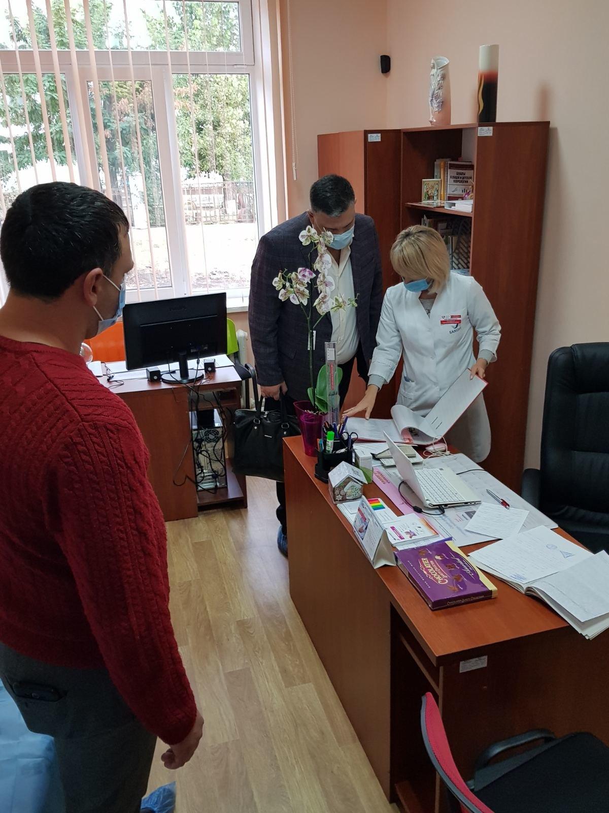 Бердянский центр реабилитации передает опыт коллегам из Энергодара, фото-5