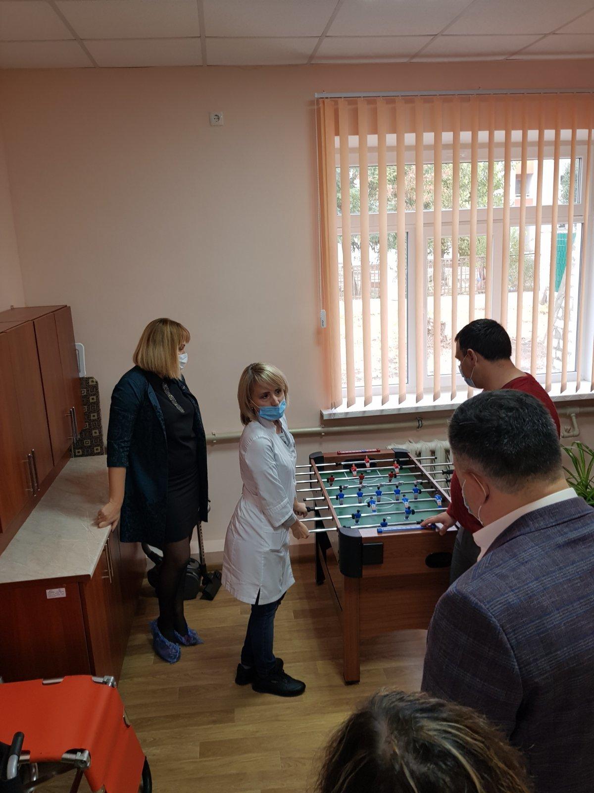 Бердянский центр реабилитации передает опыт коллегам из Энергодара, фото-4