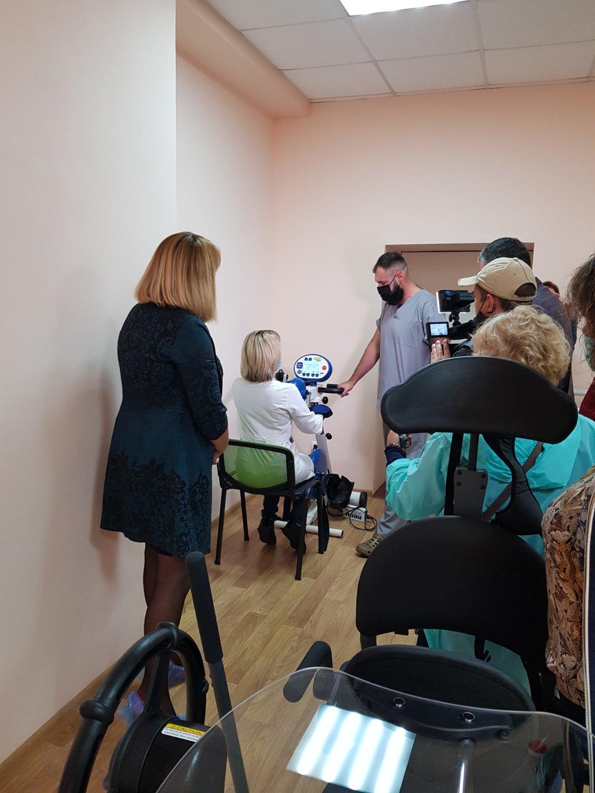Бердянский центр реабилитации передает опыт коллегам из Энергодара, фото-3