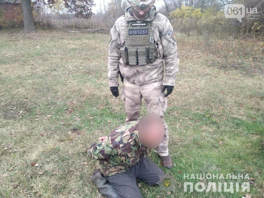 Полицейские задержали подозреваемых в убийстве мужчины в Бердянске, фото-1