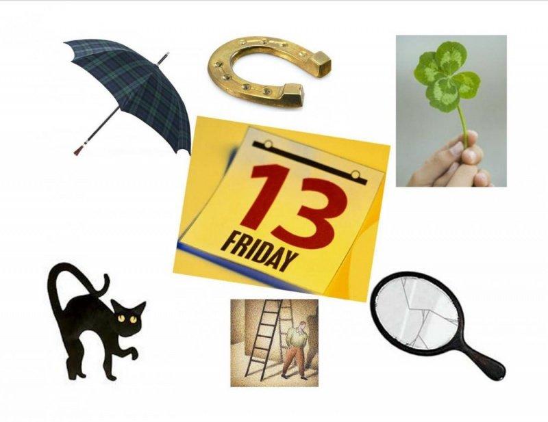 Бояться ли Пятницы 13? Традиции и суеверия, фото-1