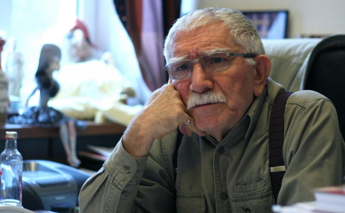 Ушел из жизни Армен Джигарханян, фото-1