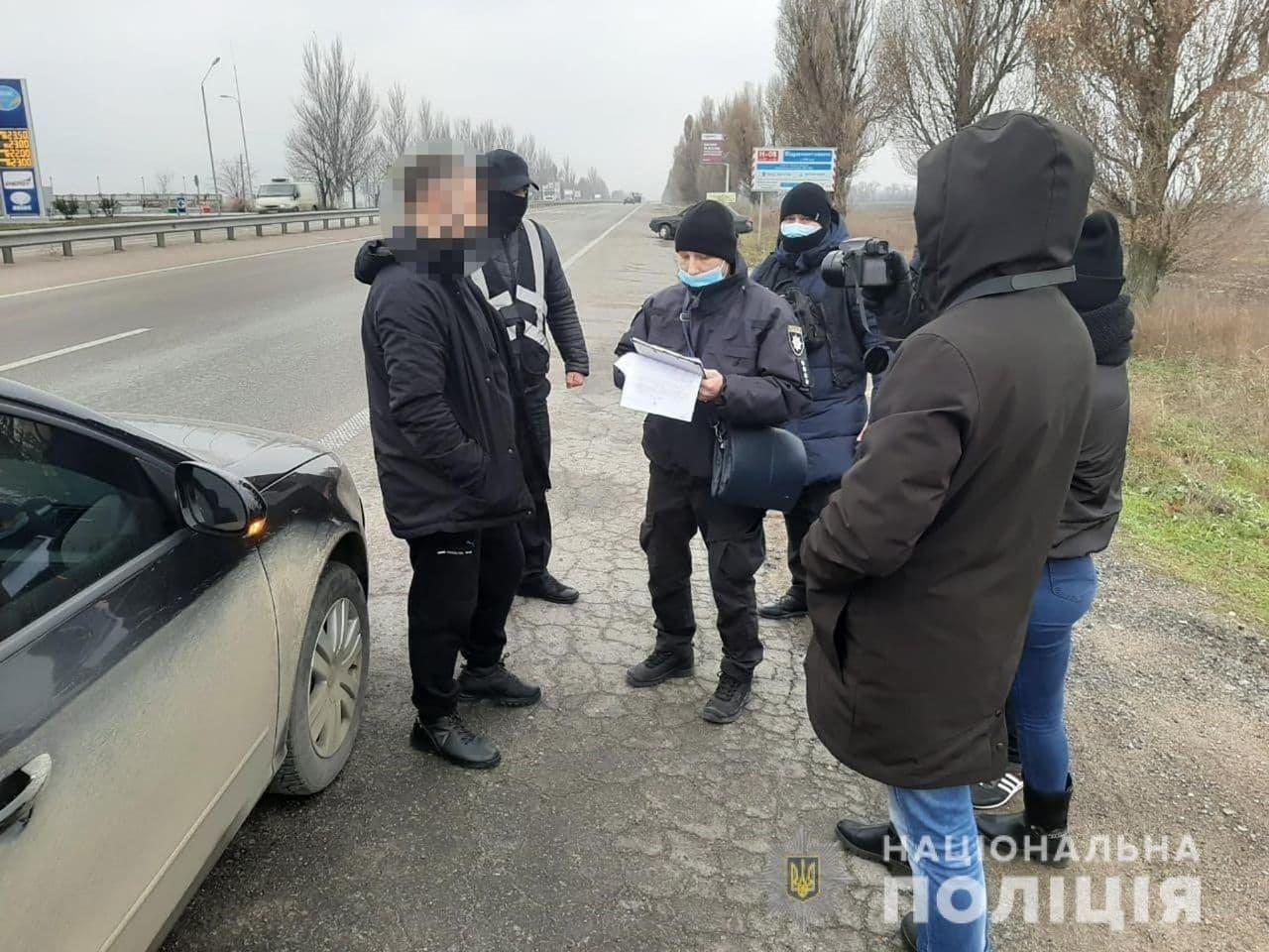 В Запорожье полиция ликвидировала канал незаконной переправки граждан в ОРДО, фото-2
