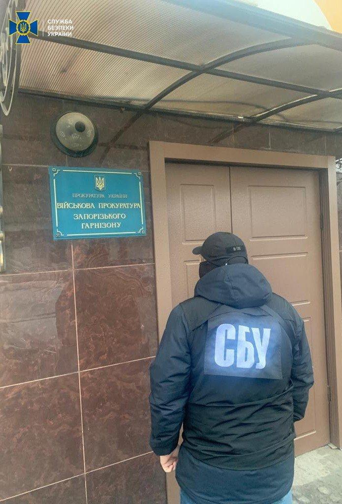 В Запорожье военный прокурор пойман на взятке, фото-5