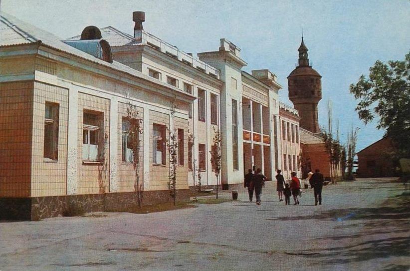 Бердянский Курорт. Фото из Интернета