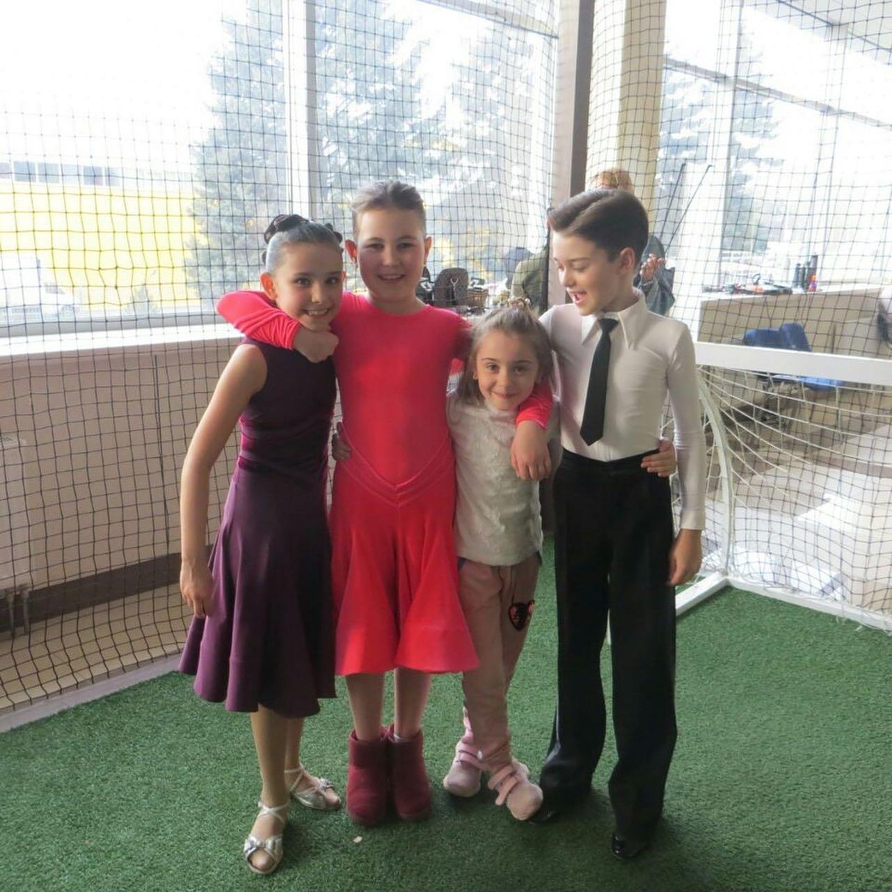 Коллектив спортивно-бального танца «Переможець»  показал высокие результаты на международном чемпионате , фото-2