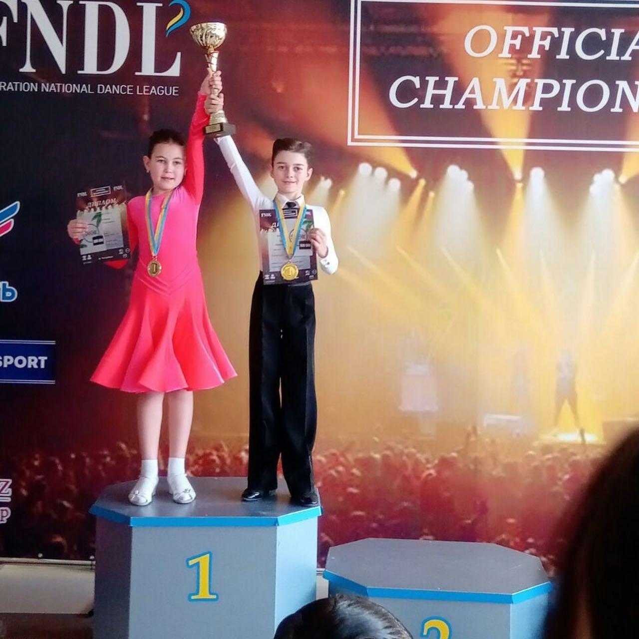 Коллектив спортивно-бального танца «Переможець»  показал высокие результаты на международном чемпионате , фото-3
