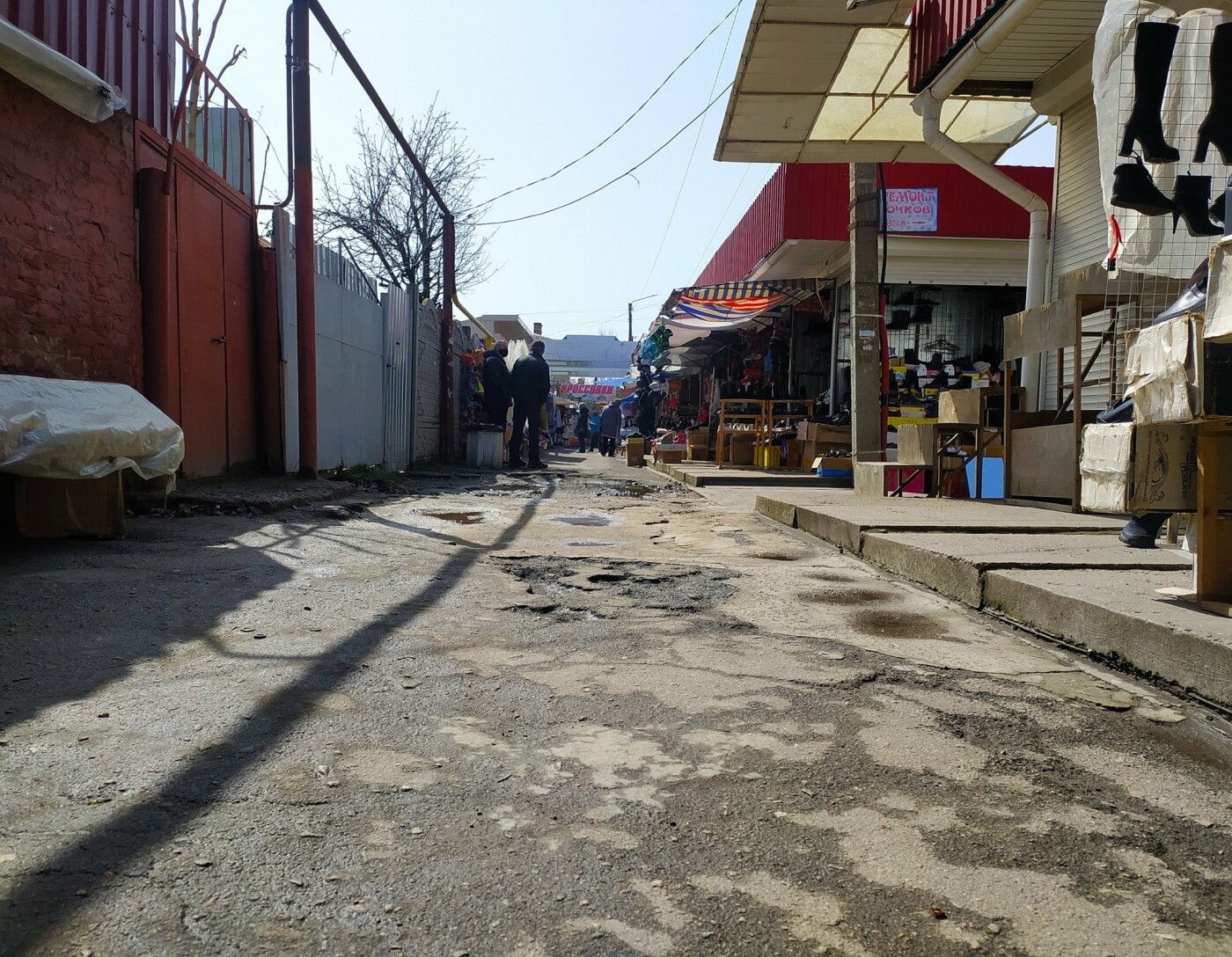 """Многолетние проблемы бердянского """"Привоза"""" обещают решить в ближайшее время, фото-1"""