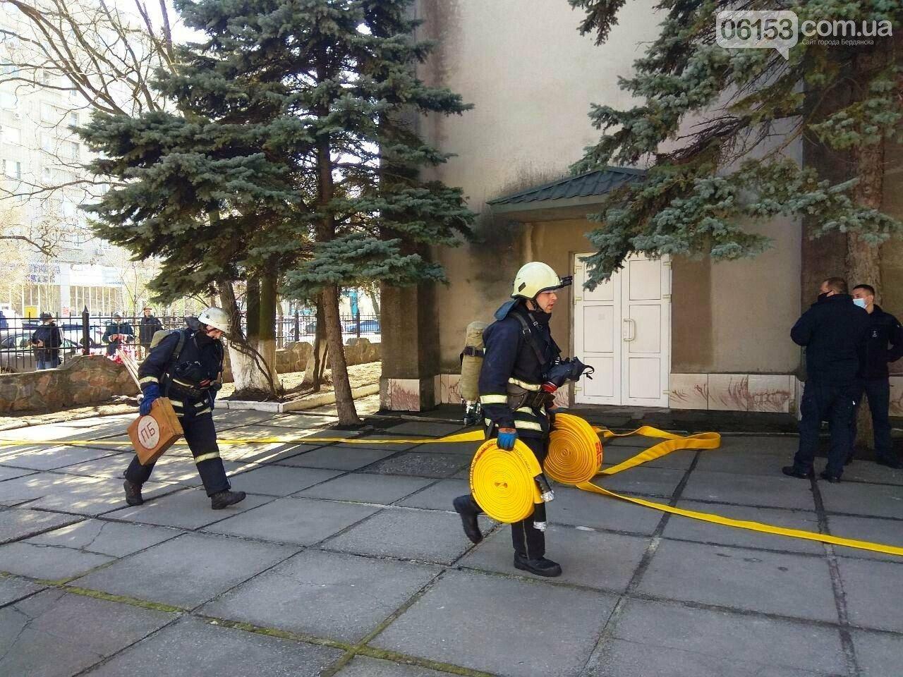 Три малоизвестных факта о бердянской пожарной части, фото-2