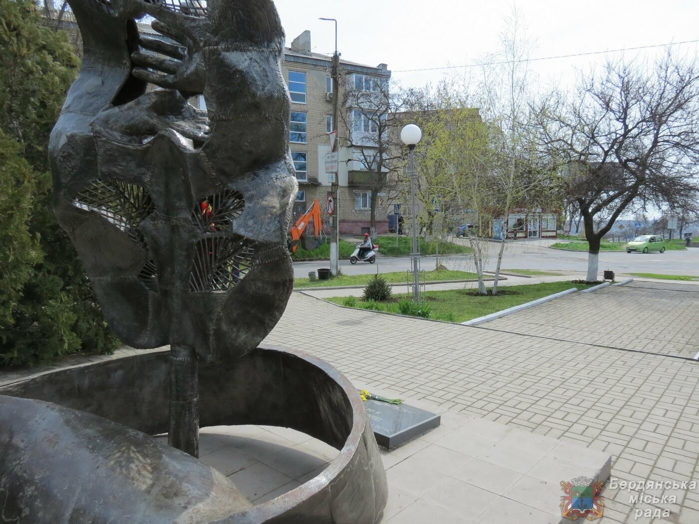 В Бердянске продолжаются субботники (ФОТО), фото-4