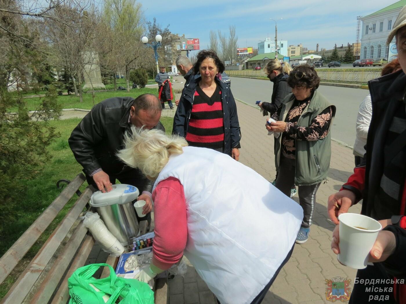 В Бердянске продолжаются субботники (ФОТО), фото-10