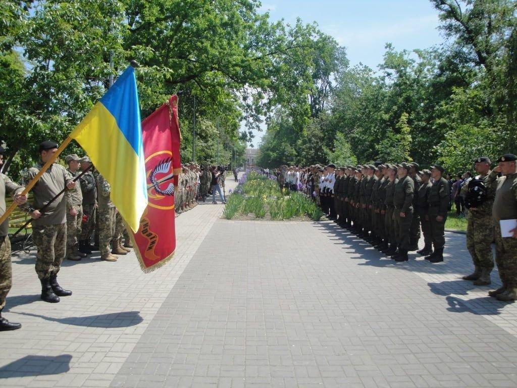 Топ-5: Памятник морякам-десантникам Бердянска, фото-2