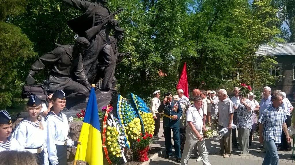 Топ-5: Памятник морякам-десантникам Бердянска, фото-1