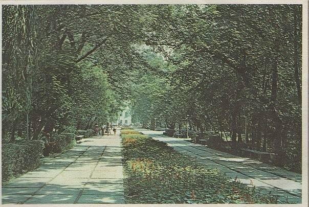 Достопримечательности Бердянска: парк Шмидта, фото-1
