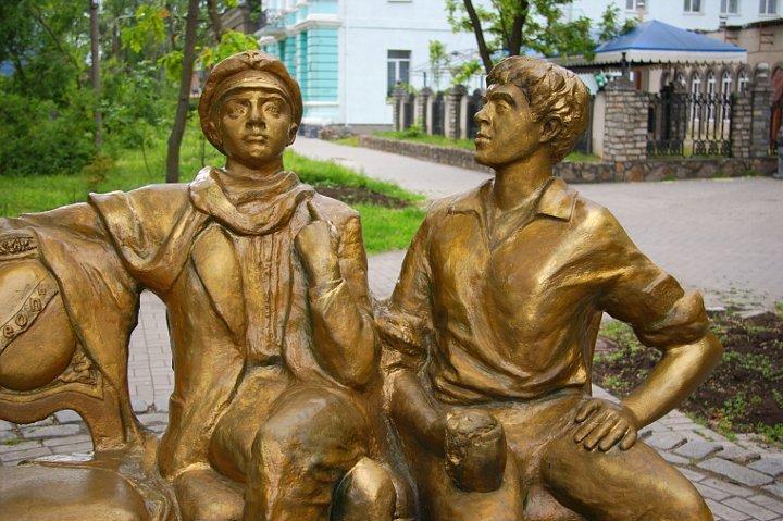 Достопримечательности Бердянска: парк Шмидта, фото-3