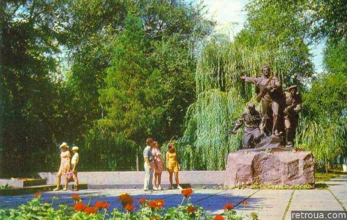 Достопримечательности Бердянска: парк Шмидта, фото-2