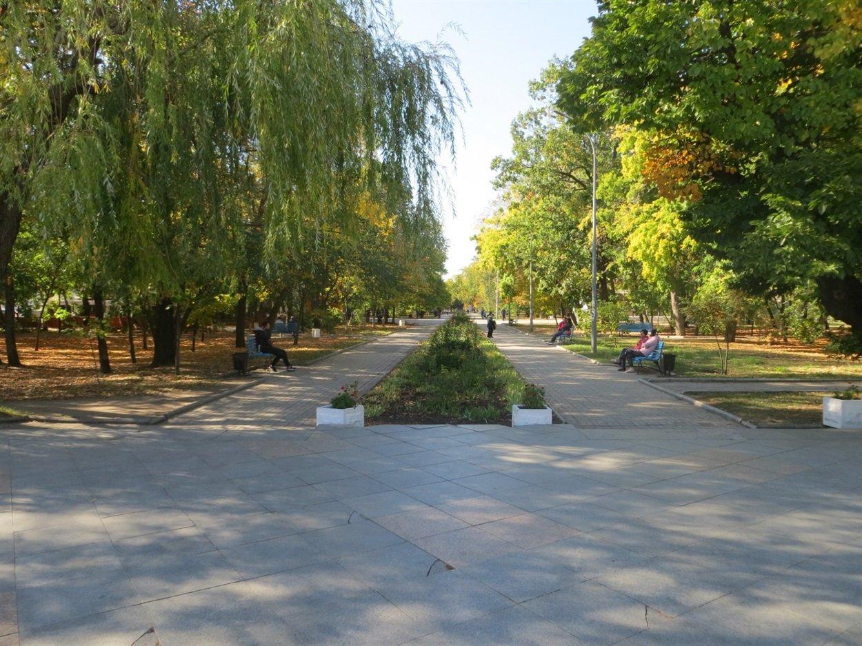 Достопримечательности Бердянска: парк Шмидта, фото-4